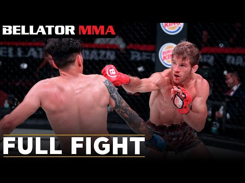 Full Fight | Aj Agazarm vs. Jonathan Quiroz - Bellator 228