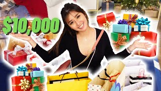 I Spent $10,000 on Christmas Shopping
