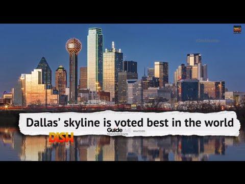 Dallas Has Been Named Best International Skyline!