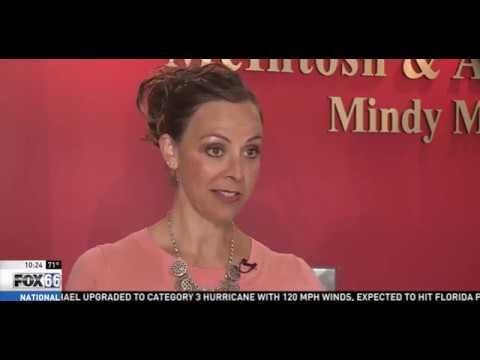 Mindy McIntosh College Money Mistakes WSMH 10 11 18