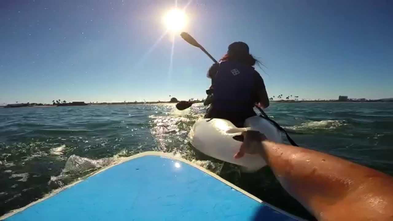 Mission Beach Kayaking Gopro Hero 3