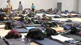 Messico: la carovana di migranti è a Tijuana, i messicani alzano la voce