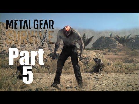 "Metal Gear Survive Walkthrough Gameplay Part 5 ""This Isn't Good!!!"""