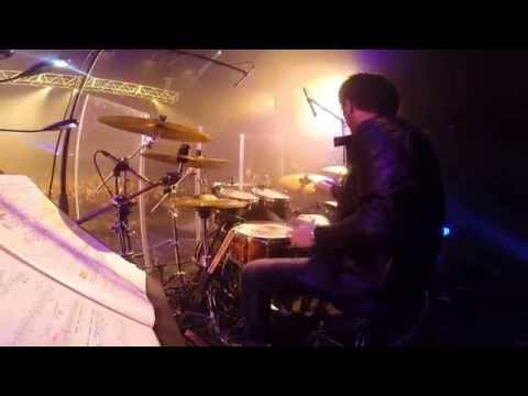 Show En Vivo Gran Rex Drum Cam Vladimir Nikolaiczuk