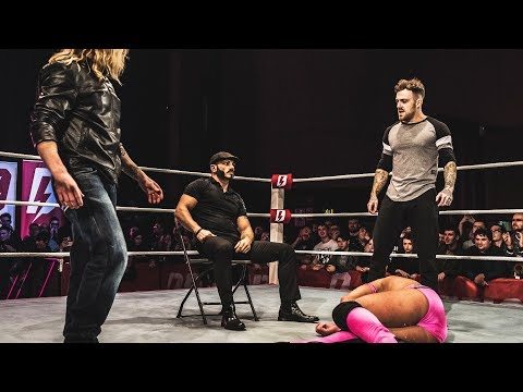 Austin Aries Makes An Impact At Defiant Wrestling