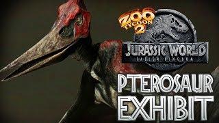 PTEROSAUR AVIARY   Jurassic World: Fallen Kingdom In Zoo Tycoon 2