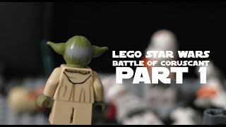 LEGO Star Wars Battle of Coruscant (Part 1)