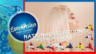eurovision-2019-top3-from-each-national-selection-esc19-part-iii