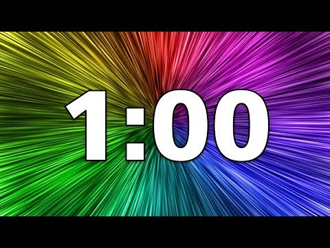 1 Minute Timer from YouTube · Duration:  1 minutes 16 seconds