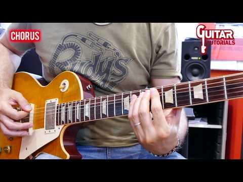 Blow (Ed Sheeran, Chris Stapleton and Bruno Mars) - Guitar Tutorial with Matt Bidoglia
