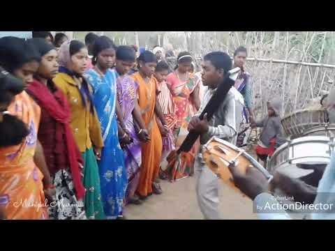 Santhali dong enenj // Santhali video