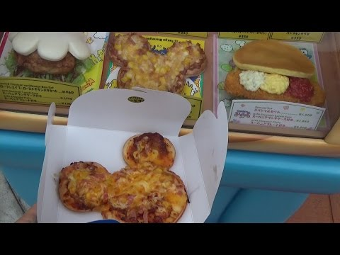food-samples(fake-food)-at-tokyo-disneyland-~-東京ディズニーランドの食品サンプル