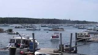 Friendship Lobster Boat races 2005