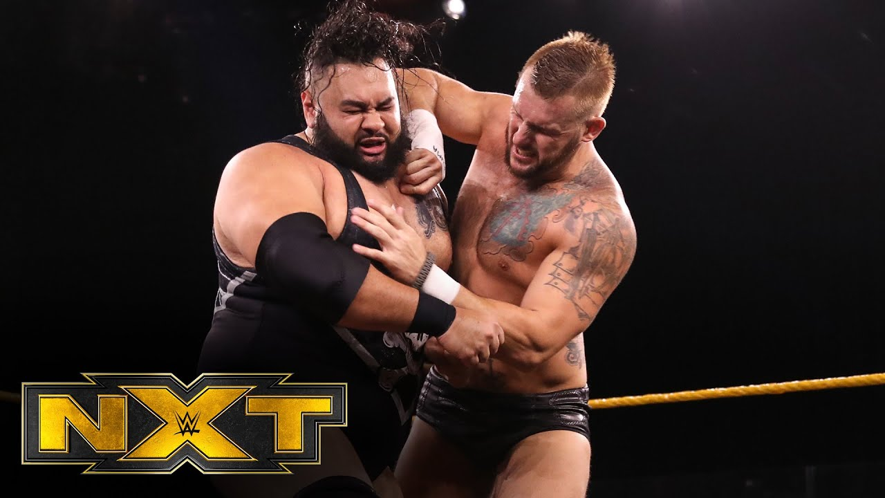 Download Bronson Reed vs. Shane Thorne: WWE NXT, Aug. 5, 2020