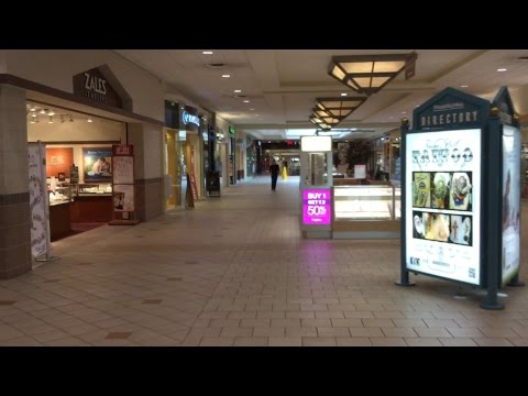 MALL TOUR 2016 : Wyoming Valley Mall (Wilkes Barre, PA)