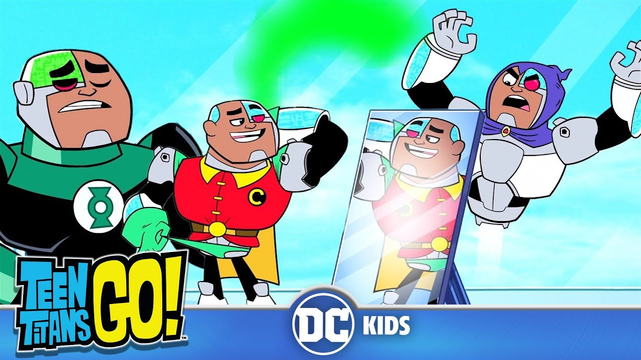 Download Teen Titans Go! | Cyborg Best Costumes from Teen Titans | @DC Kids