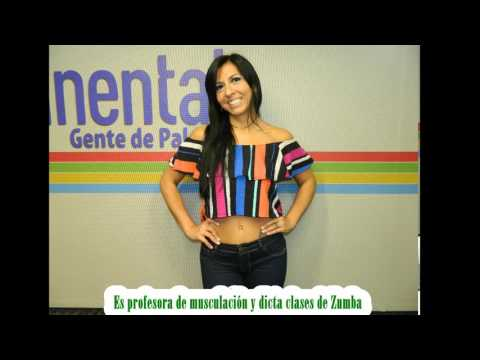 Valeria Santucci- Madrina bateria Arandu Beleza