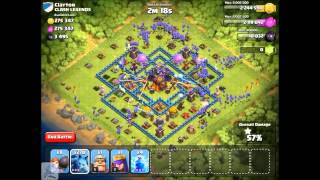 Clash Of Clans 1000 Minions attack attack #1 player in the world (Hack) not Developer Ipad