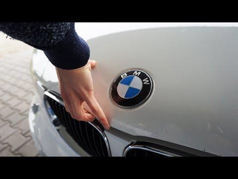 BMW E87 broken hood line tips (bonnet stuck)