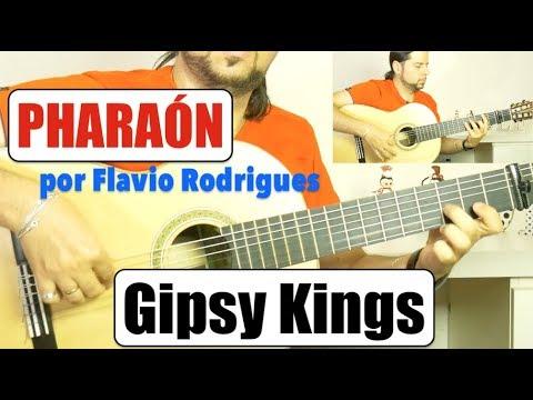 [TOTAL FLAMENCO] #PHARAON  - TEMA COMPLETO - GIPSY KINGS / Flavio Rodrigues