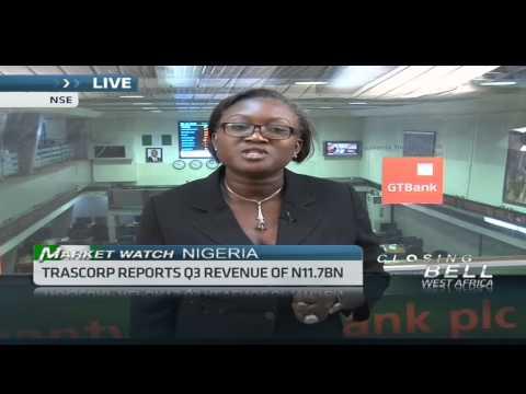 Nigerian Stock Exchange starts week on positive note