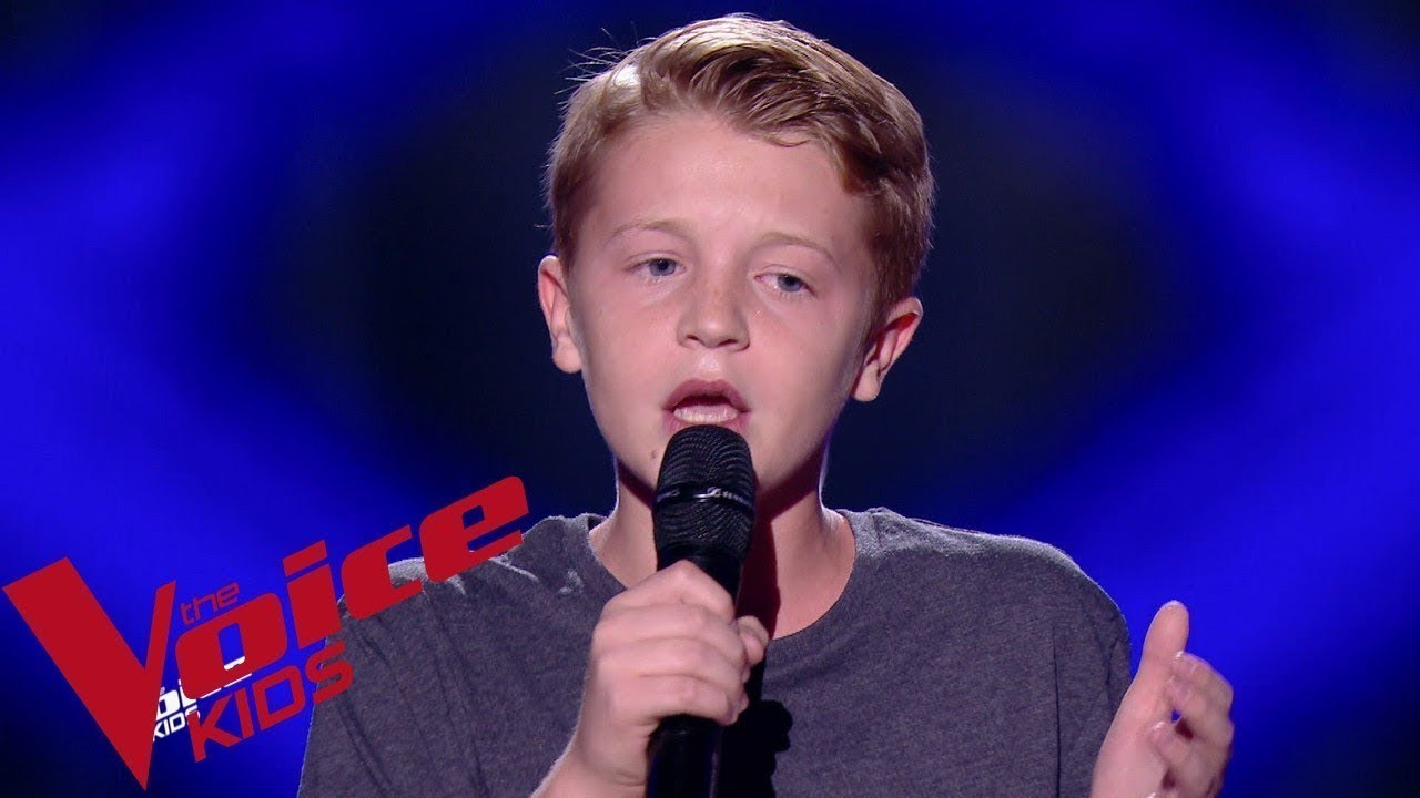 BigFlo & Oli - Dommage | Kylian | The Voice Kids France 2019 | Blind Audition
