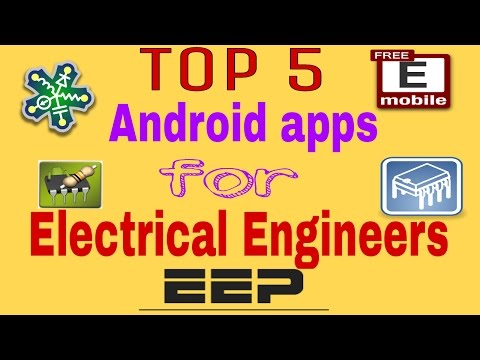 Top 5 Android apps for Electrical Engineers ✔