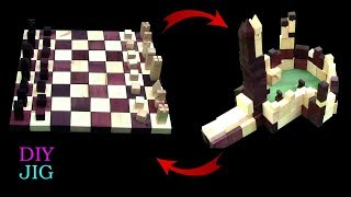 How to make a Building Block Chess Game