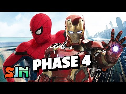 Spider-Man Is The New Iron Man (MCU Phase 4)