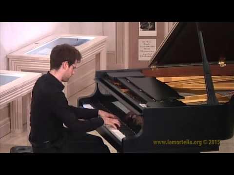 Marco Mantovani esegue F. Chopin - Op.25 n.6