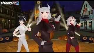 [MMD] Helltaker 「Happy Halloween」 헬테이커 해피 할로윈 ヘルテイカーハッピーハロウィン