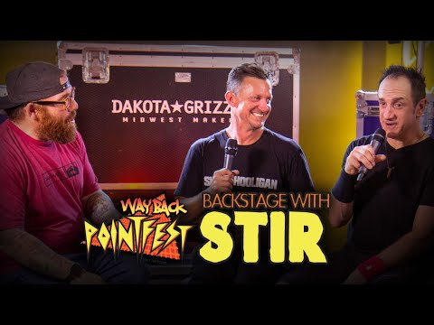 STIR teases upcoming announcement; talks show prep & cover songs [WayBack Pointfest]