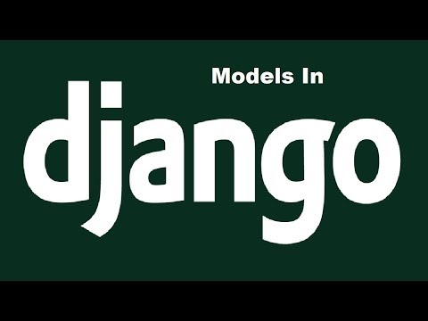 The Basics of Django Models