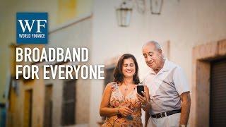 Carlos Robles on Mexico telecoms | Telmex | World Finance Videos