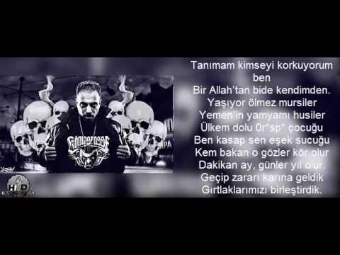 Massaka & Kodes - AV MEVSiMi Lyrics HD