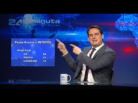 Prijem Kosova u Interpol | ep154deo03