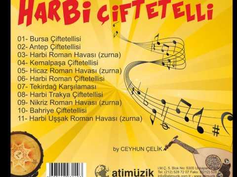 Harbi Çiftetelli - Bursa Çiftetellisi (Enstrümantal)