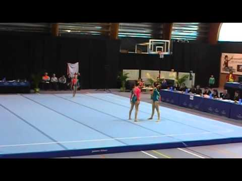 2015 - AIIG - PV3 A1116 Yoena Nina Benthe - Tempo