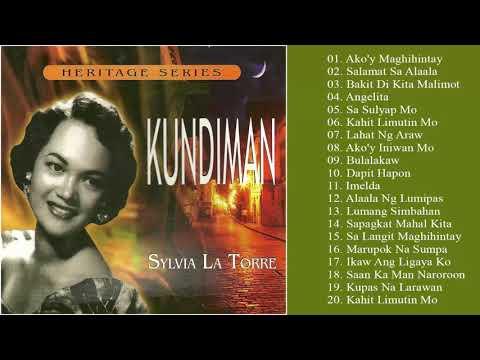 Kundiman Greatest Hits   Best of Kundiman songs - Kundiman Tagalog Love Songs 2018
