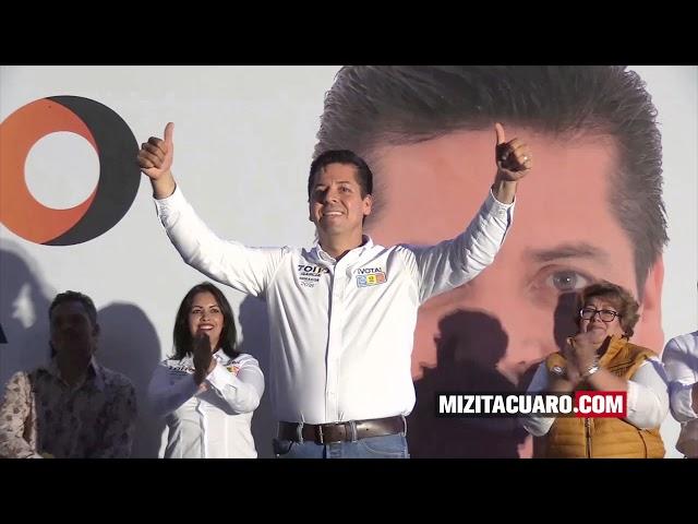 Ayudaré a que a Michoacán le lleguen más recursos: Toño García