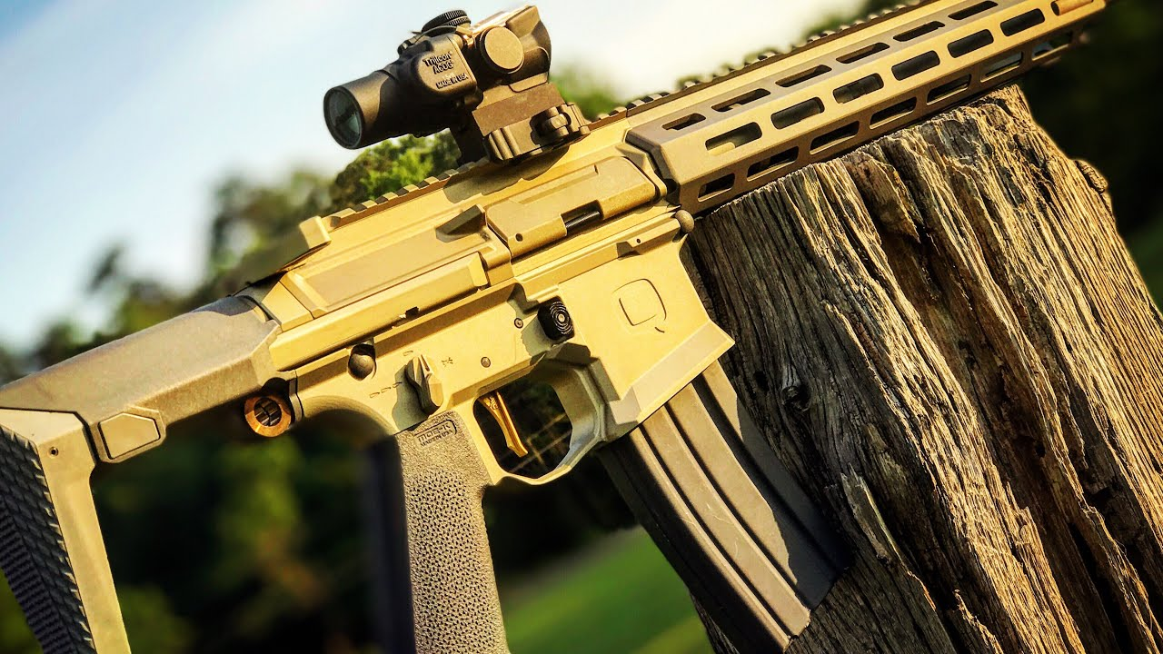 Q Honey Badger 1000+ Round Review: The Definitive Guide