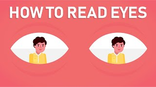 How to Read Eyes - How to Read Body Language