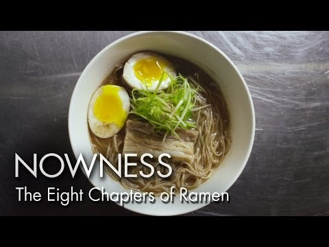 The Ramsey of ramen noodles -