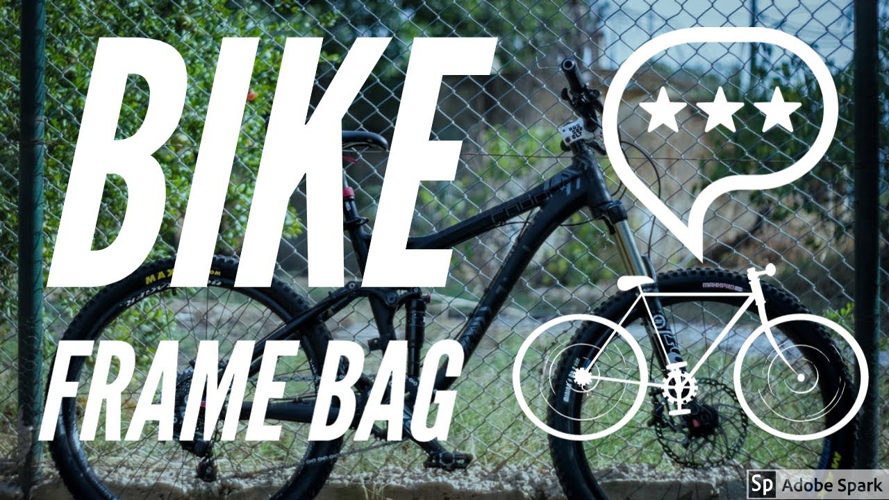 Turata Bike Frame Bag Review Youtube