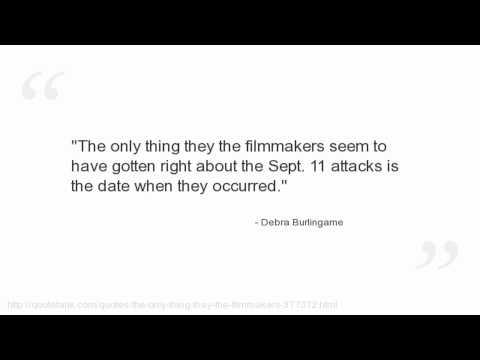 Debra Burlingame Quotes