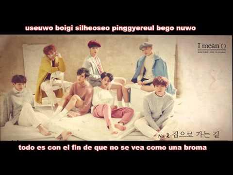 BTOB - Way Back Home (Sub Español-Romanización)
