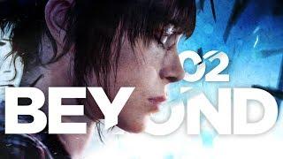 Beyond: Dwie Dusze (PL) #2 - Koszmar sterowania powraca (Gameplay PL / Zagrajmy w)