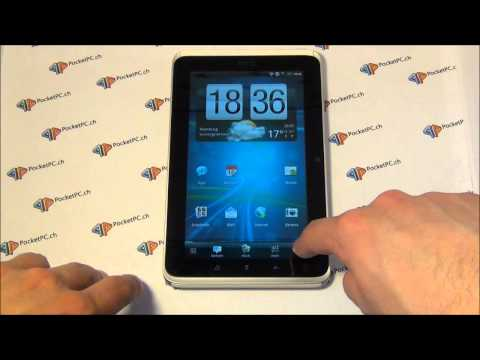 HTC Flyer Review / Test