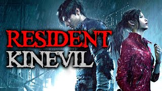 Resident Evil 2 Remake Finale - Resident Kinevil