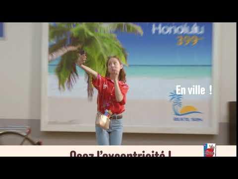 "Mikado Belgium The Beach FR 6"""